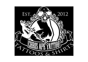 Chris Ape Tattoo