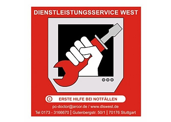 DLS West - PC & Konsolen Service